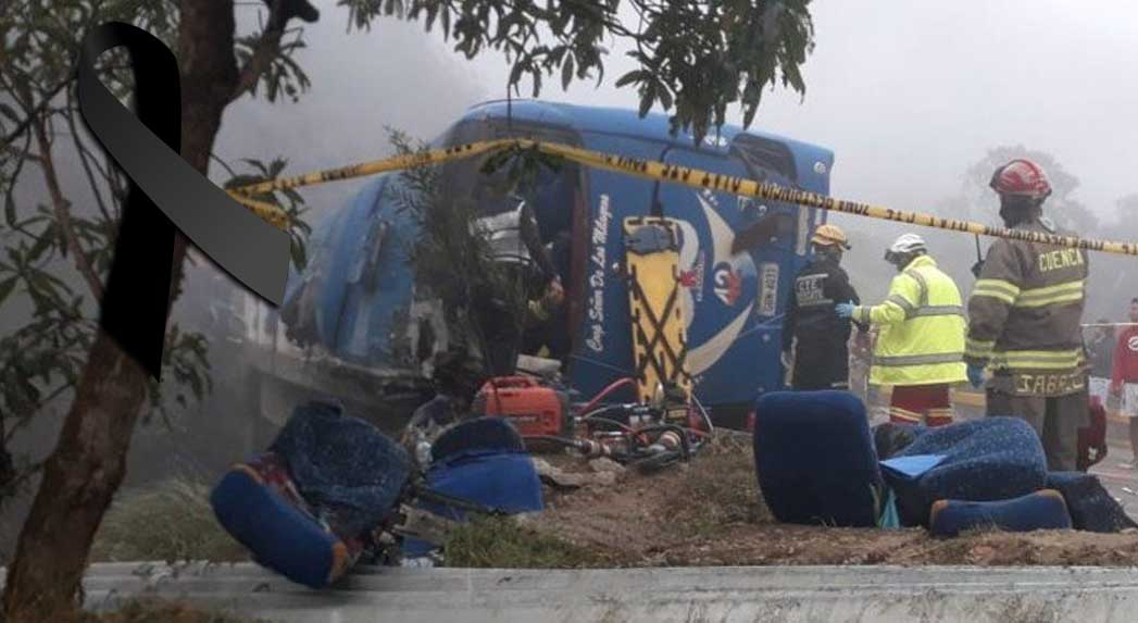 Tragedia en el futbol: mueren 12 aficionados en accidente vial