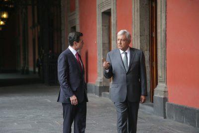 AMLO y EPN hablarán en privado sobre temas de interés nacional