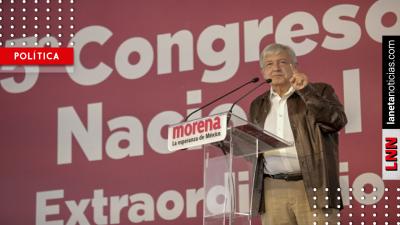 AMLO pide a candidatos electos de Morena no 'encaramarse' con los cargos
