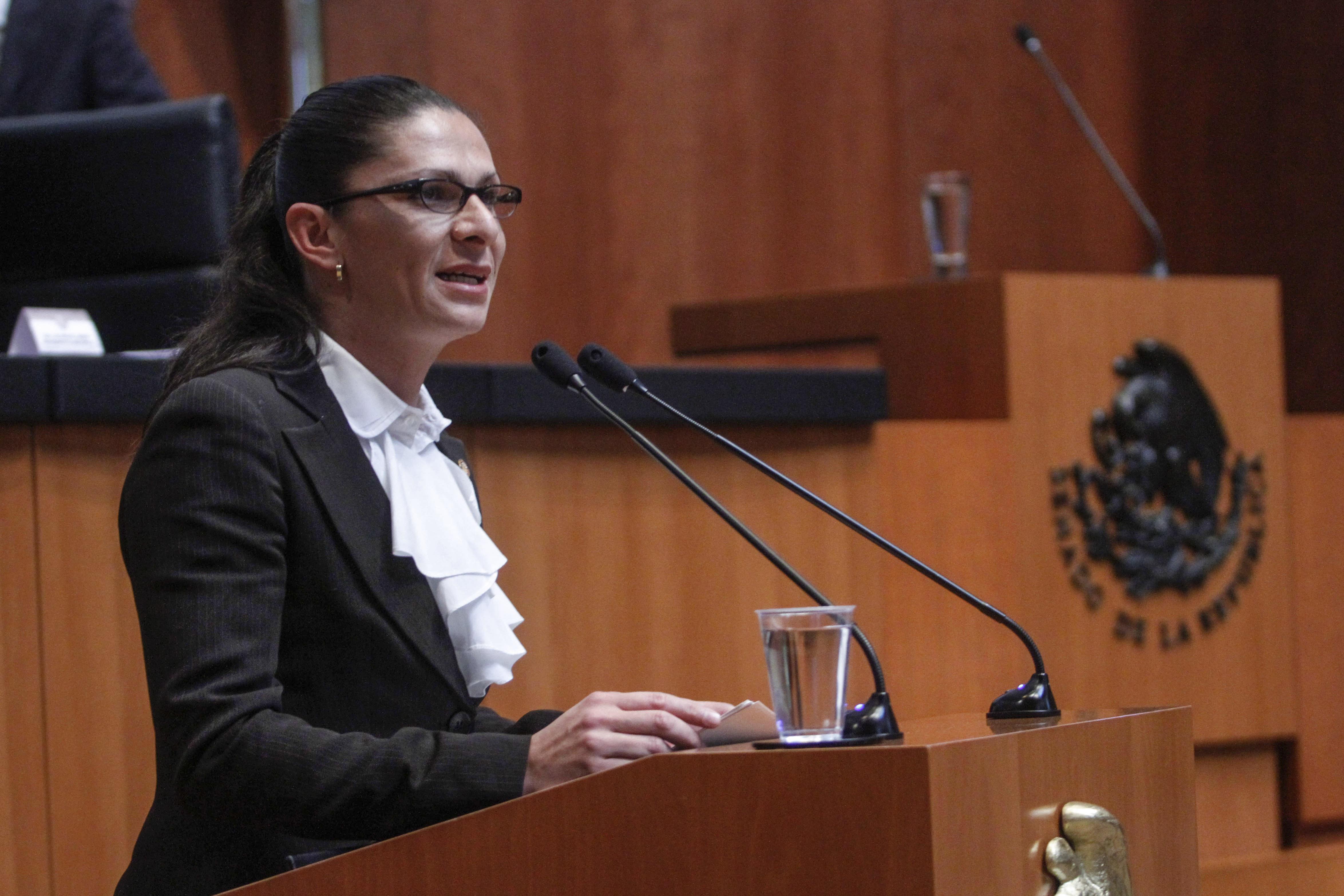 Ana Gabriela Guevara: Conade impulsará la gobernabilidad y la estabilidad social