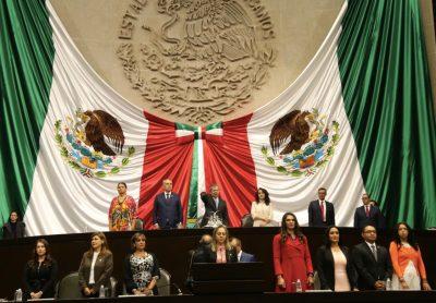 Congreso mexicano crea comisiones especiales pero aprueba menos iniciativas