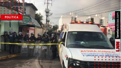 Hieren a magistrado y asesinan a su esposa durante pleito vecinal en CDMX