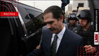 Otorgan libertad a exgobernador de Sonora ¡si paga 100 mdp!