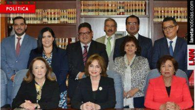 Tribunales de Justicia Administrativa de CDMX y Puebla combatirán la corrupción