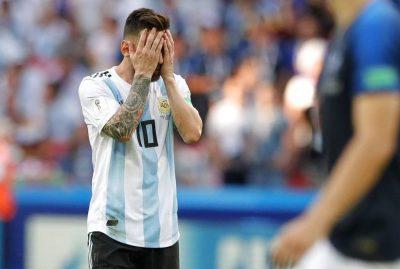 <i>Ahorita no, joven</i>: Messi deja temporalmente a su Selección