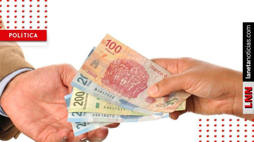 Partidos estiran la mano para recibir 4 mil 965 mdp aprobados por el INE