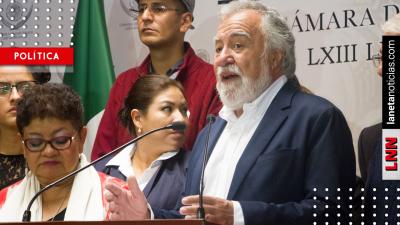 Morena, en posibilidad de presidir la Jucopo por tres años: Mario Delgado