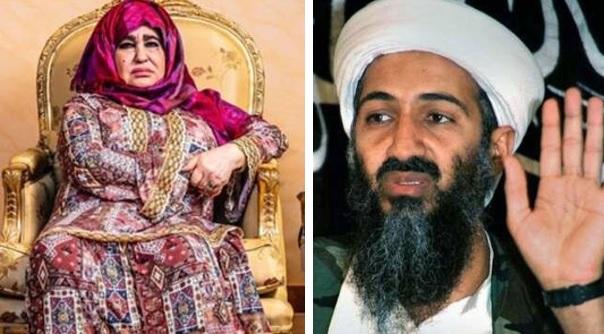 <i>Era un buen chico</i>: madre de Bin Laden hace íntimas confesiones sobre su hijo