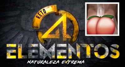 Filtran ardiente pack de participante de Reto 4 Elementos (VIDEO)