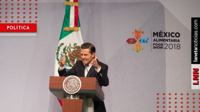 Peña asegura que cumplió 'casi' todos sus compromisos con México