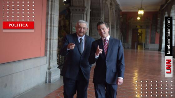 AMLO y Peña acuerdan la creación de la nueva SSP y la Fiscalía General