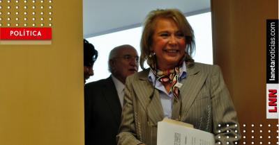 Olga Sánchez Cordero realizará visita de cortesía a Segob esta tarde