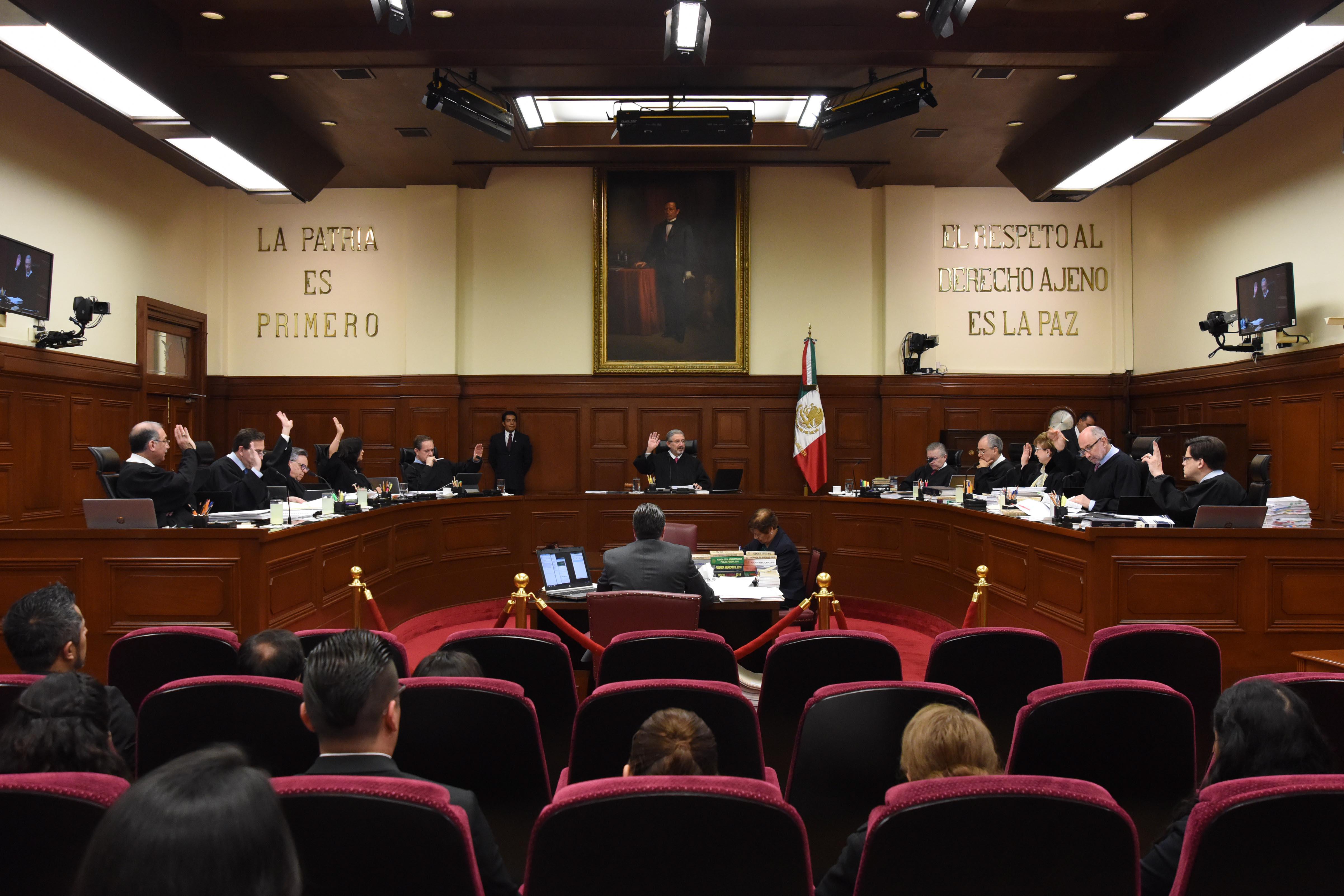 SCJN se ajustará el cinturón: proyecta recortes para 2019