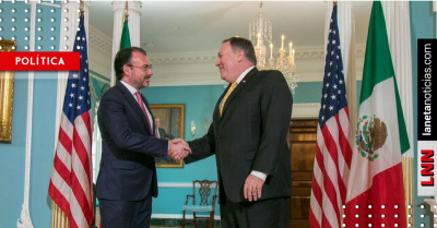 México y Estados Unidos discuten sobre migración en negociaciones del Tlcan