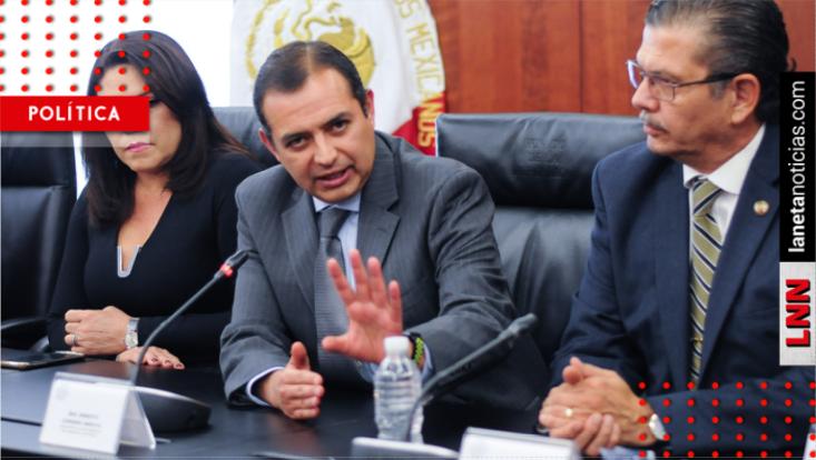 Batres denuncia bonos a altos funcionarios del Senado; ellos lo llaman estímulos