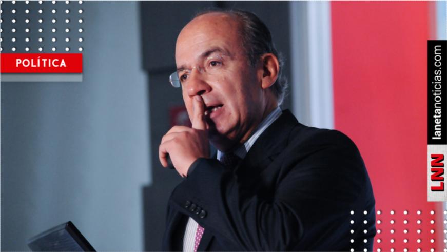 Tras su pelea con Corral, Calderón se queja de la transparencia en el PAN