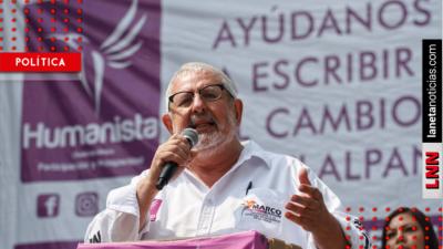 El Tepjf de la CDMX ratifica que se liquide al Partido Humanista