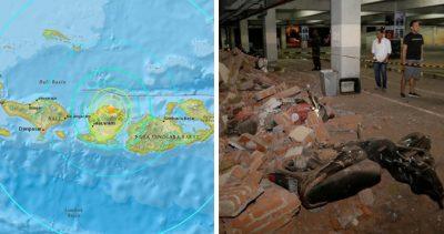 Terremoto de 7 grados provoca tsunami en Indonesia