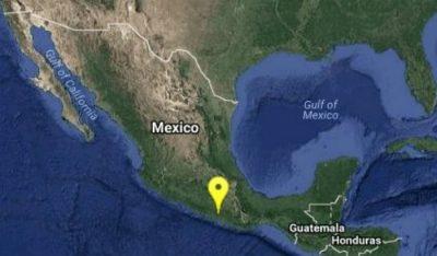 Reportan sismo de 4.8 grados en Oaxaca
