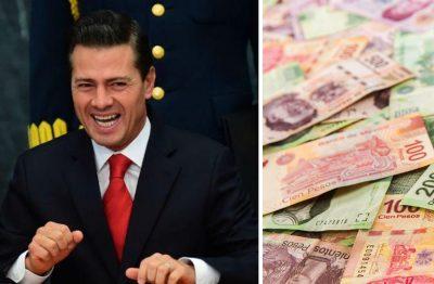 Con Peña al cargo, poderes Judicial y Legislativo tuvieron aumentos millonarios