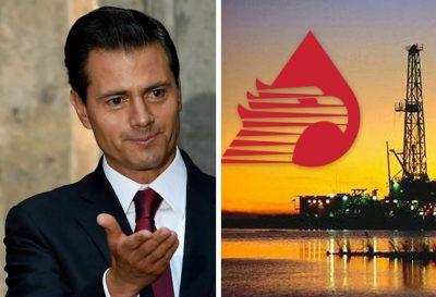 ¡Vergüenza nacional! Gracias a Peña, el gasto en jubilados de Pemex creció 81%