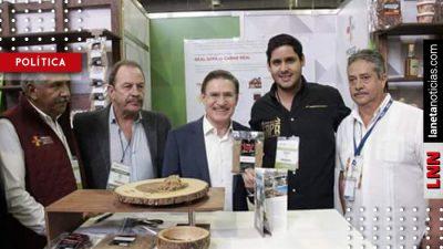 José Rosas Aispuro establece estrategias de turismo en La Laguna
