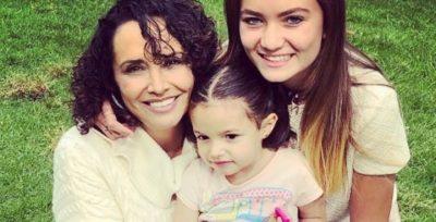 Hija de la fallecida actriz Lorena Rojas recibe nacionalidad mexicana