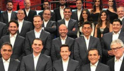 Figura de Azteca Deportes <i>traiciona</i> a la empresa y se va con la competencia (FOTO)
