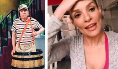 <i>Se me chispoteó</i>: actriz de TV Azteca <i>arrepentida</i> regresa a Televisa