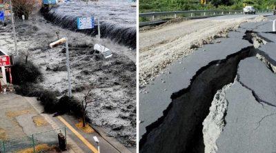 Temen megaterremoto tras 69 temblores en el Anillo de Fuego