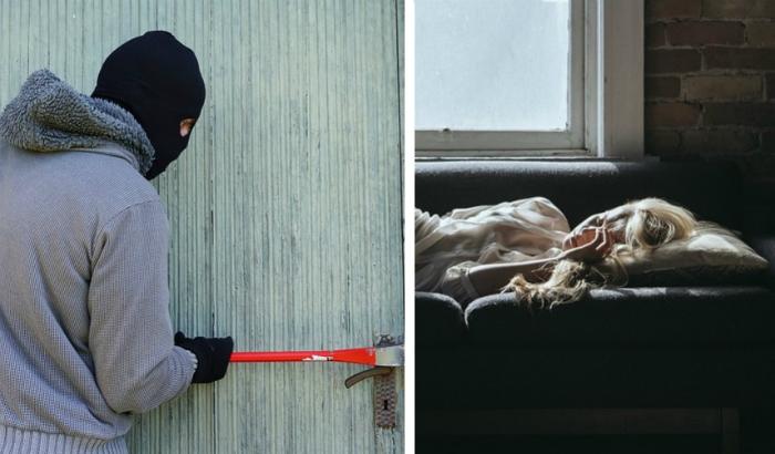 <i>Escalofriante</i>: sujetos ejecutan a mujer mientras dormía
