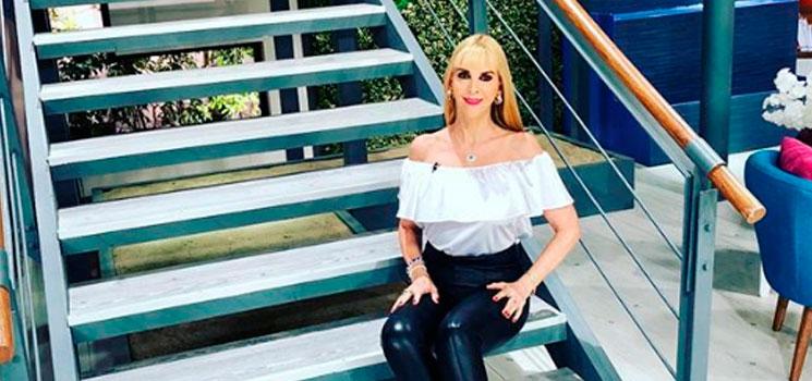 Emergencia sacude la vida de Shanik Berman: conoce qué pasó con su esposo