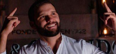 Ex de Fabio Melanitto se olvida del luto y celebra <i>romántica boda</i> (FOTO)