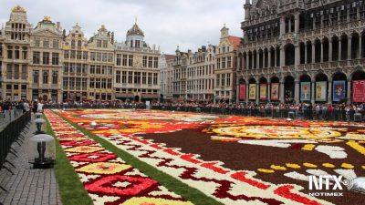 Guanajuato <i>florece</i> en Bruselas