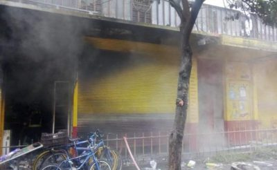 Fatal incendio en La Merced estremece a la CDMX