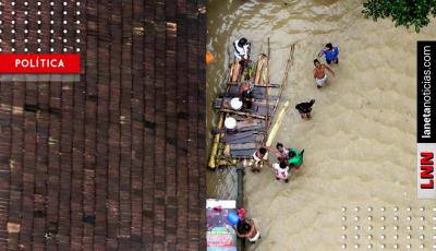 La peor inundación en un siglo deja casi 400 muertos en India