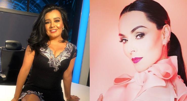 Periodista da la cara y responde a desplante de Ivonne Montero