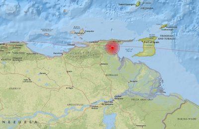 Alerta en Venezuela: sismo de 7 grados sacude al país