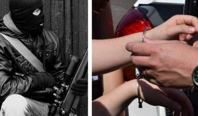 <i>De miedo</i>: arrestan a matones tras tiroteo en Coahuila (FOTO)