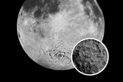 <i>Un pequeño paso para el hombre</i>: encuentran agua en la luna