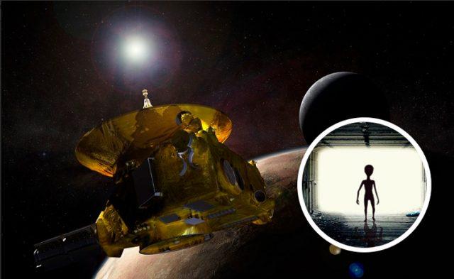 <i>¿Vida extraterrestre?</i> NASA detecta señas de 'enormeestructura' en el espacio