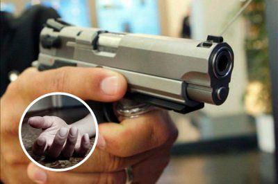 Asesina a su esposa frente a sus hijos; le dio dos tiros en la espalda