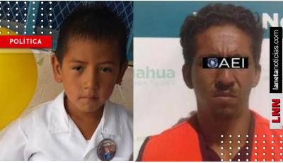 Este es el presunto asesino de Rafita, detenido ayer