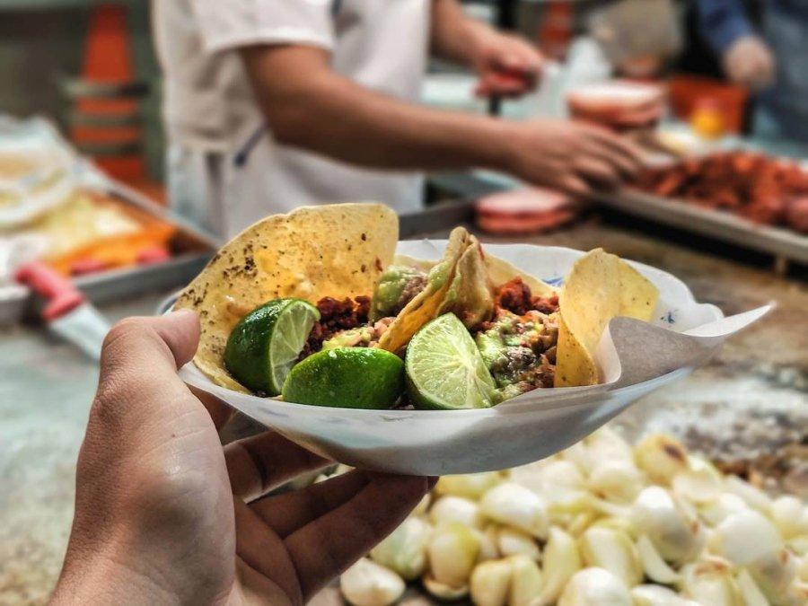 Nice Si Alguien Dice Comida Mexicana Probablemente Signifique El Equivalente A  Una Cosa Hermosa, A Menos