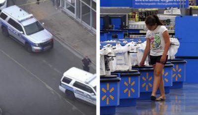 Alerta en Estados Unidos: reportan tiroteo en almacenes de Walmart