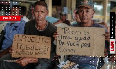 Brasileños incendian campamento de 2 mil inmigrantes venezolanos