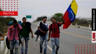 Brasil, Colombia, Ecuador y Perú anuncian plan de apoyo a migrantes venezolanos