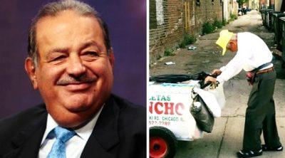 <i>¿Cómo lo ves?</i> Carlos Slim propone jubilación a los 75 años en México