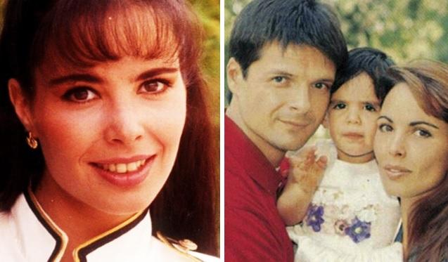 Mariana Levy reencarnó en sus hijas: María y Paula son idénticas a ella