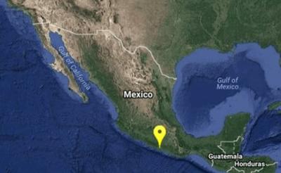 Sismo de 5.3 grados con epicentro en Guerrero sacude la CDMX